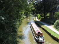 11 canal boat